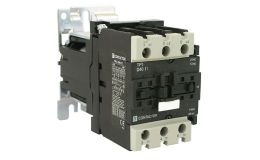 Contactor 3P 22KW 40A 12V DC 1NO + 1NC Aux