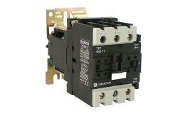 Contactor 3P 25KW 50A 12V DC 1NO + 1NC Aux