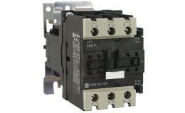 Contactor 3P 37KW 65A 12V DC 1NO + 1NC Aux