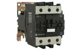 Contactor 3P 45KW 80A 12V DC 1NO + 1NC Aux