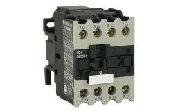 Contactor 4P 11KW 25A 110V AC 2NO + 2NC