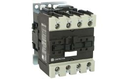 Contactor 4P 45KW 80A 415V AC 2NO + 2NC