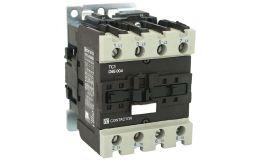 Contactor 4P 37KW 65A 24V AC 2NO + 2NC