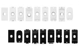 Zano Controls LED Grid+ Adaptor Accessories Black or White