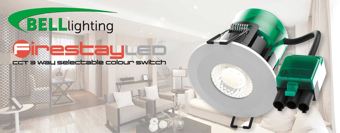 Bell Lighting Firestay LED Adjustable Dimmable Downlight