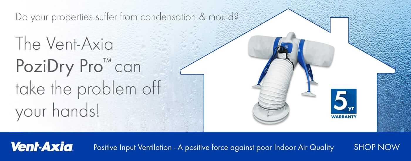 Vent-Axia Pozidry Ventilator