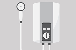 How to get a better electric shower